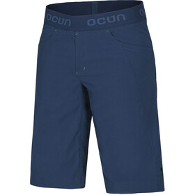 Ocun Mánia korte broek Heren, navy/green